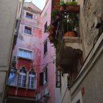 Die Gassen der Altstadt von Piran