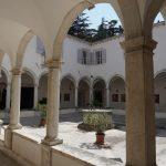 Ein altes Kloster in Piran bietet tolle Fotoperspektiven