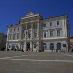 In der Altstadt von Piran