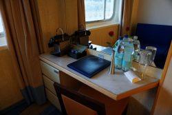 Nespresso Kaffeemaschine auf der Mein Schiff 2