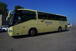 Reisebus der Panoramafahrt von Istranka