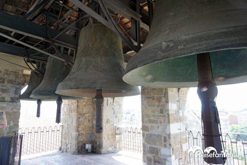 Die Glocken der Cattedrale di San Giusto Martire