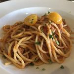 Der Pastagang im Atlantik Restaurant der Mein Schiff 2