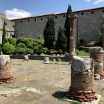 In Triest sind die Spuren der Römer noch sichtbar