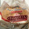 Ein fertig gekauftes Pagnotta ist dennoch sehr lecker