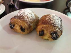 Süßes Frühstück im Hotel Diva in Florenz