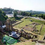 Das römische Theater in Volterra