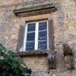 Ein eher wenig benutztes Fenster in Volterra