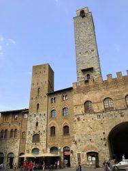 Palazzo Communale in San Gimignano