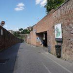 Parkhaus in Siena