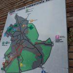 Parkplatzkarte von Siena