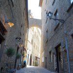 Viel Stein in Volterra