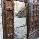 Zugangstor in der Altstadt von San Gimignano