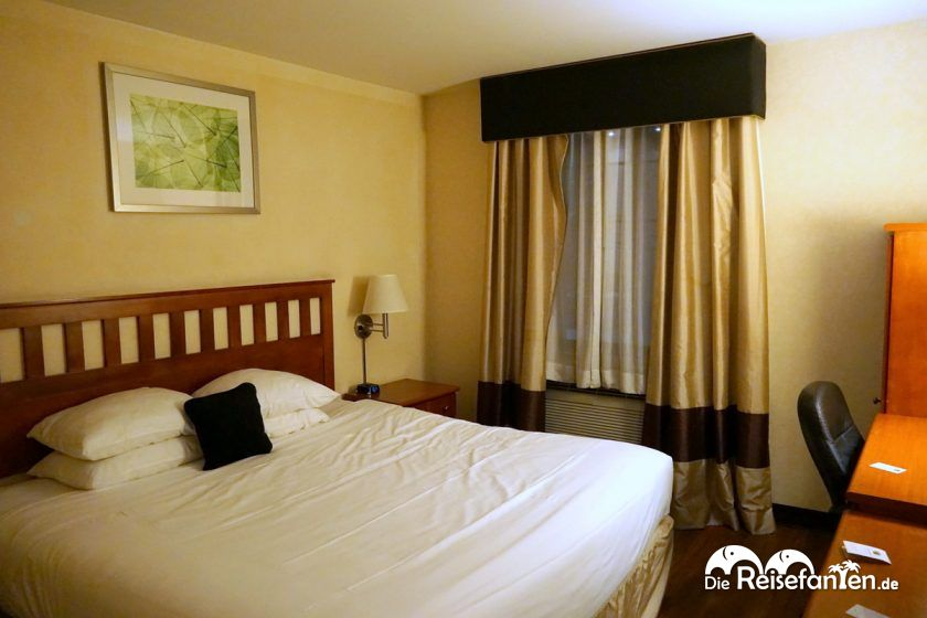 Das Zimmer im Red Lion Inn & Suites Long Island City