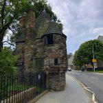Altes Türmchen in Edinburgh