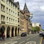 Canongate in Edinburgh