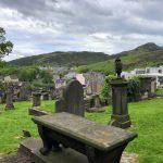 Friedhof in Edinburgh