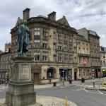 George Street in Edinburgh