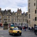 Grassmarket in Edinburgh