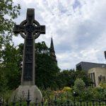 Keltisches Kreuz in Edinburgh