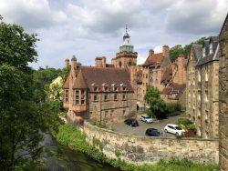 Well Court Dean Village in Edinburgh