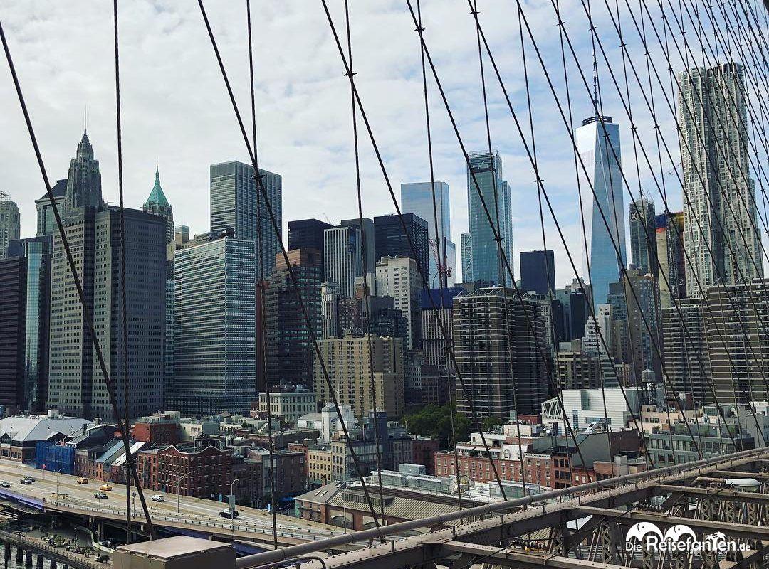 Brooklyn Bridge Spot