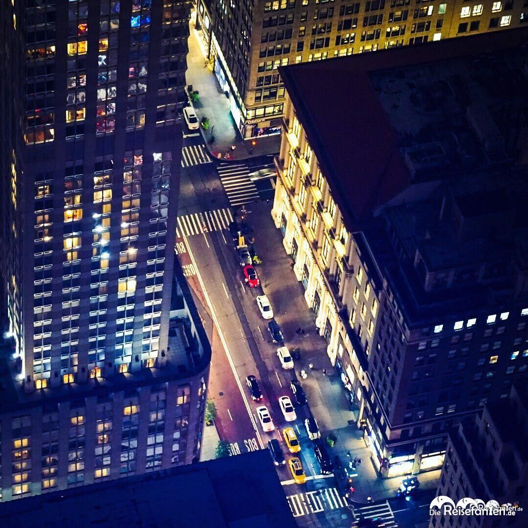 Empire State Building Sicht