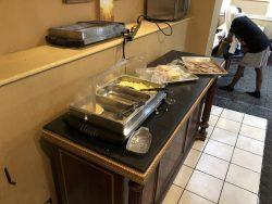 Frühstück im Howard Johnson by Wyndham Atlanta Airport