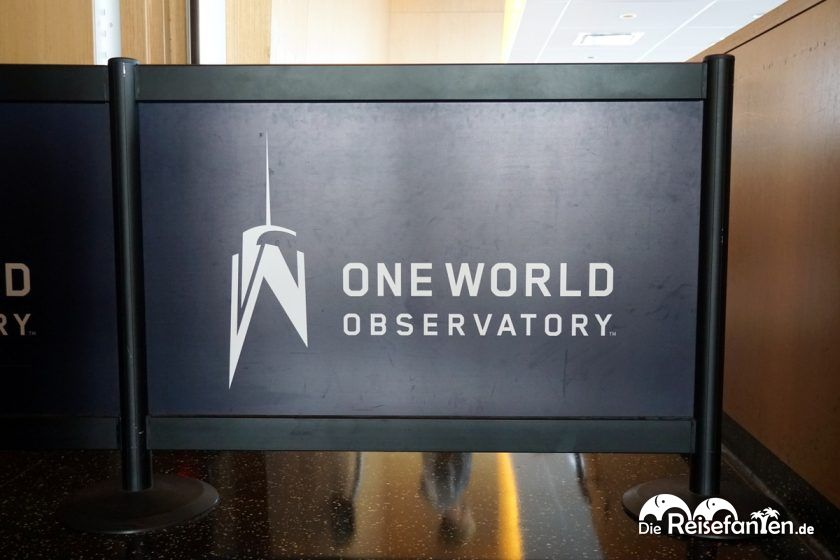 Logo des One World Observatory