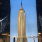 Visualisierung des Empire State Buildings in New York