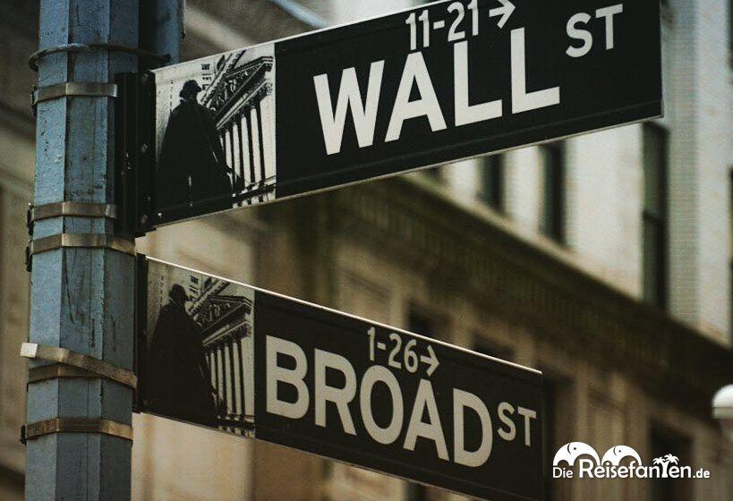 Wall Street Spot