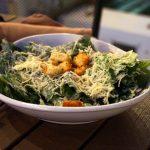 Caesar's Salad im 10 South in Vicksburg