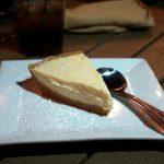 Darf auch im 10 South in Vicksburg nicht fehlen Key Lime Pie