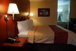 Doppelzimmer im Red Roof Inn Montgomery