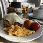 Frühstück im Hotel Seelust in Eckernförde
