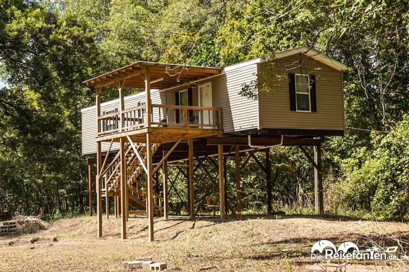 Nur wenige Neue Bauten in Rodney, Mississippi