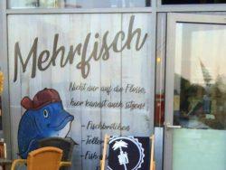 Das Restaurant Mehrfisch in Eckernförde
