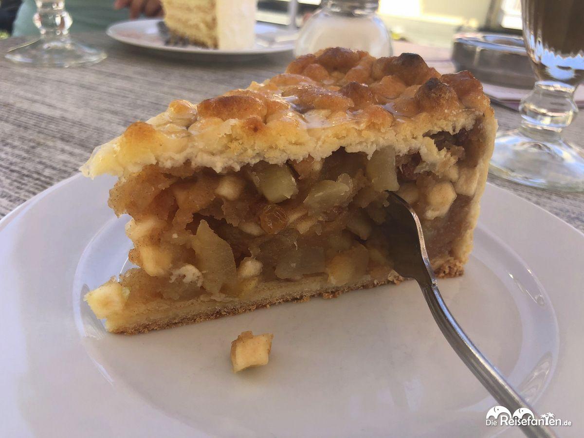Im Cafe Pudding auf Wangerooge