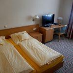 Im Doppelzimmer im Hotel Hanken auf Wangerooge