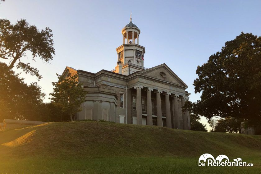 Court House in Vicksburg