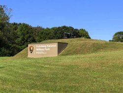 Der Vicksburg National Military Park