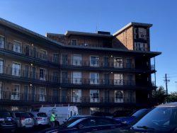Aussenansicht Quality Inn Downtown Historic District Mobile