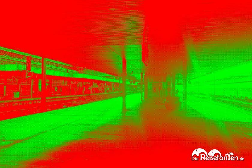 Ärger mit der Deutschen Bahn und Flixtrain