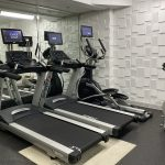 Fitnessraum im Beacon South Beach Hotel in Miami