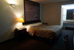 Geräumiges Doppelzimmer im Super 8 St. Augustine Beach Hotel