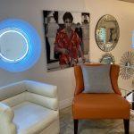Sitzecke im Beacon South Beach Hotel in Miami