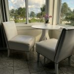 Sitzecke im Doppelzimmer im Beacon South Beach Hotel in Miami