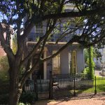 Versteckte Villa im Lower Garden District in New Orleans