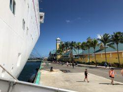 Anleger in Nassau