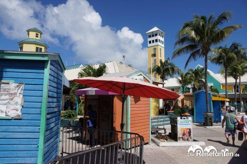 Ausflugscounter in Nassau